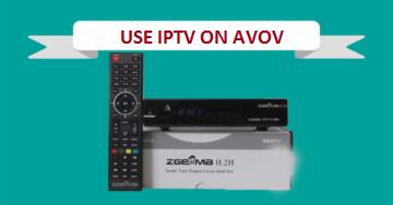 IPTV AVOV